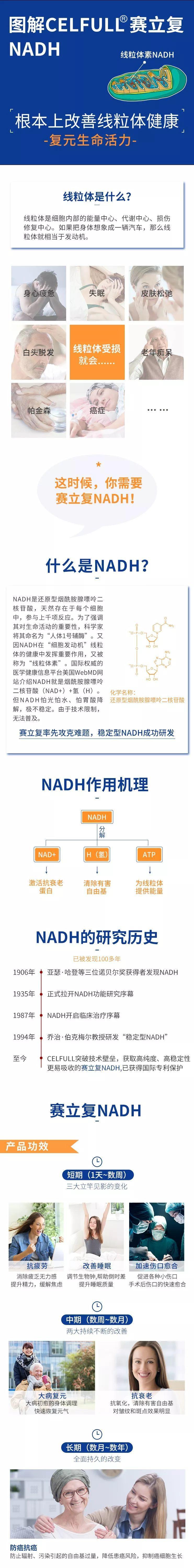 科普 | 赛立复NADH是什么?