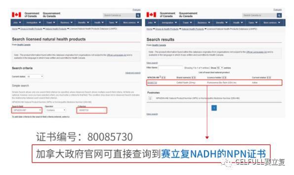 加拿大NPN认证